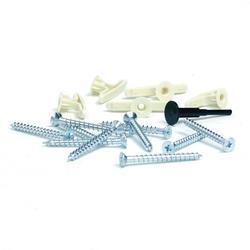 Configurations® 15 Piece Hardware Pack-Titanium