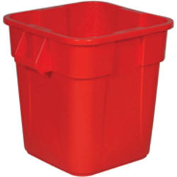 Square BRUTE® 28 Gallon Container without Lid