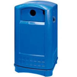 Plaza® Bottle and Can Recycling Container