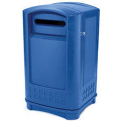 Plaza® Paper Recycling Container