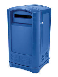 Plaza Paper Recycling Container