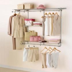 Configurations® 3-6' Classic Closet Kit-Titanium