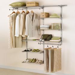 Configurations® 3-6' Deluxe Closet Kit-White
