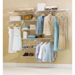 Configurations® 4-8' Deluxe Closet Kit-White