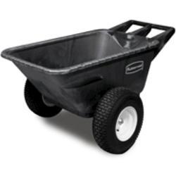 7.5 cu ft Heavy-Duty Big Wheel® Cart