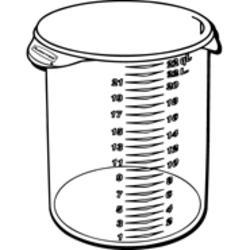 Round Storage Container
