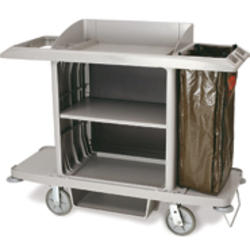 Full Size Housekeeping Cart