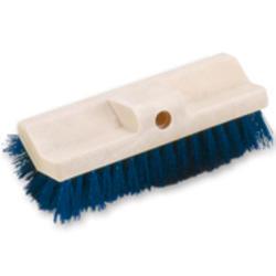 Plastic Block, Bi-Level, Polypropylene Fill, Floor Scrub