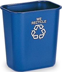 28 Qt Soft Recycle Basket
