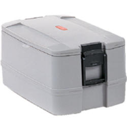 CaterMax™ 50 Insulated Four-Pan Carrier accommodates 1/1, 1/2 and 1/3 Food Pans