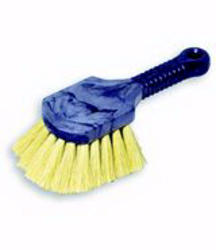 Short Plastic Handle Utility Brush (Tampico Fill)