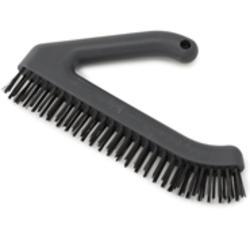 Wire Brush (Plastic Angular Handle)