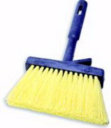 Masonry Brush (Plastic Foam Block Handle and Synthetic Fill)