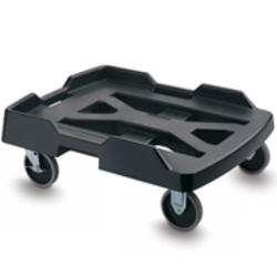 PROSERVE® Insulated Carrier Dolly with Retention Strap