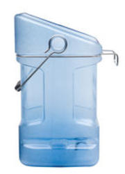Ice Tote with Bin Hook Adapter
