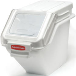 5.4 Gallon PROSAVE™ Shelf Ingredient Bin With 2 Cup Portioning Scoop