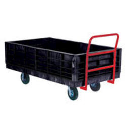 Side Panel Package, Converts Truck to Platform Convertible Wagon (4 Sides and 2 End Panels)