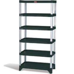 Shelving, 6-Shelf Unit