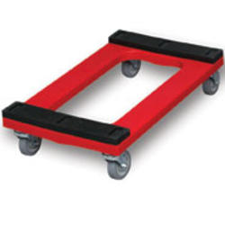 Polyethylene Dolly, Padded Deck