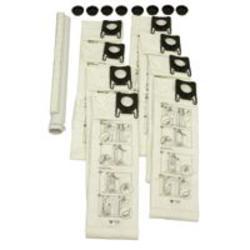 HEPA Filter Kit for 9VPH12, 9VPH15, 9VMH12 & 9VMH15 (8 bags & 1 filter)