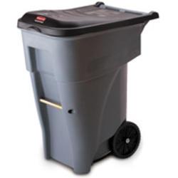 BRUTE® 65 Gallon Rollout Container
