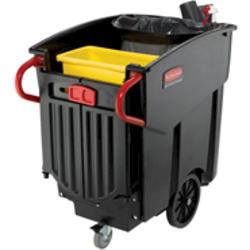 Mega BRUTE® 120 Gallon Mobile Waste Collector - 3 Pack