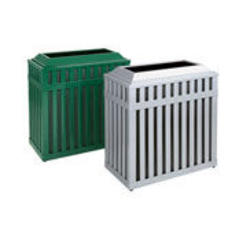 Open Top Trash Container