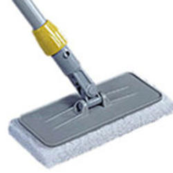 Upright Scrubber Pad Holder with Threaded Adapter