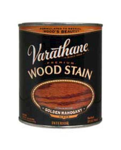Mahogany Wood Color Variations ~ Varathane premium golden mahogany wood stain qt at