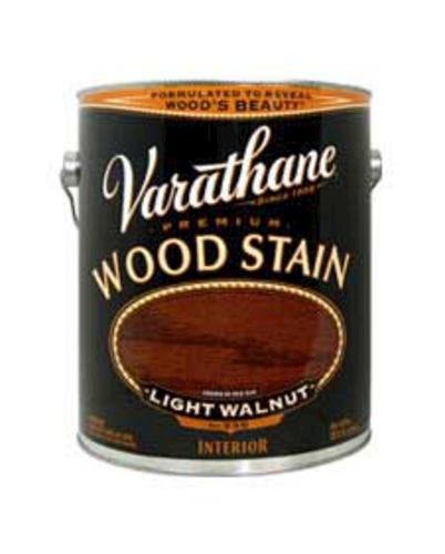 Varathane 174 Premium Light Walnut Wood Stain 1 Gal At