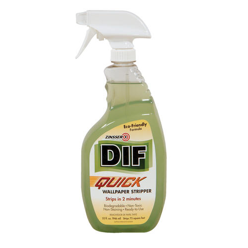 zinsser dif quick wallpaper stripper spray 32 oz at