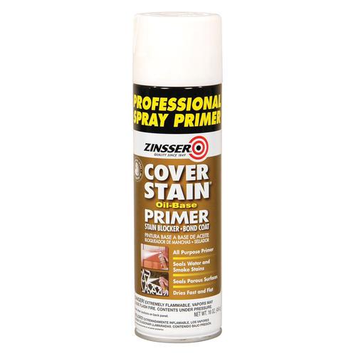 Zinsser Cover Stain Professional Oil Based Primer Spray 16 Oz At Menards