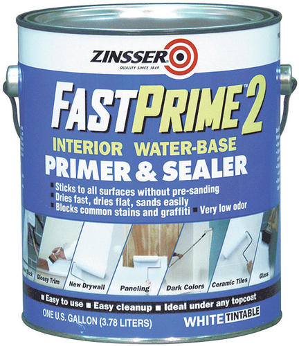 Zinsser 174 Fastprime 2 White Water Base Primer Amp Sealer 1