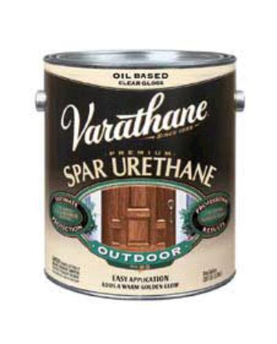 Varathane Premium Gloss Oil Based Outdoor Spar Urethane 1 Gal At Menards