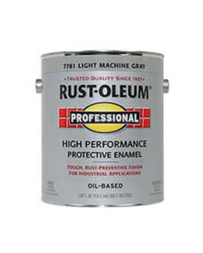 rustoleum machine gray