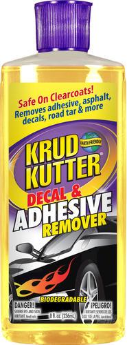 krud kutter decal and adhesive remover 8 oz at menards. Black Bedroom Furniture Sets. Home Design Ideas