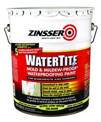 Zinsser® WaterTite Waterproofing Paint - 5 gal.
