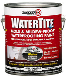 WaterTite Waterproofing Paint - 1 gal.