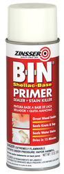 Zinsser® B-I-N White Shellac-Base Primer Spray - 13 oz