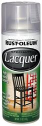 Rust-Oleum® Specialty Clear Gloss Lacquer Spray - 11 oz