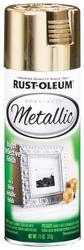 Rust-Oleum® Specialty Metallic Gold Spray Paint - 11 oz