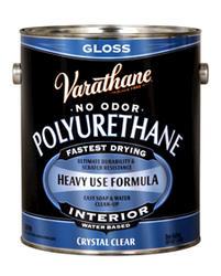 Varathane® Gloss Water-Based Interior Polyurethane - 1 gal.