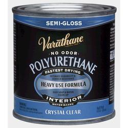 Varathane® Clear Semi-Gloss Water-Based Polyurethane - 1/2 pt