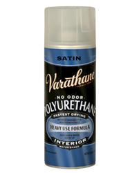 Varathane® Satin Water-Based Interior Polyurethane Spray - 11.25 oz