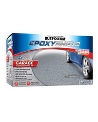 EPOXYShield Gray Garage Floor Coating Kit - 1 gal.