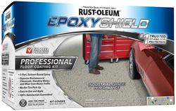 EPOXYShield Silver Gray Professional Floor Coating Kit