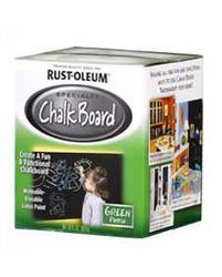Rust-Oleum® Specialty Green Chalk Board Paint - 1 qt