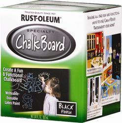 Rust-Oleum® Specialty Black Chalk Board Paint - 1 qt