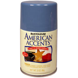 Rust-Oleum® American Accents Tranquil Blue Craft & Hobby Enamel Spray - 3 oz