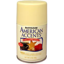 Rust-Oleum® American Accents Heirloom White Craft & Hobby Enamel Spray - 3 oz